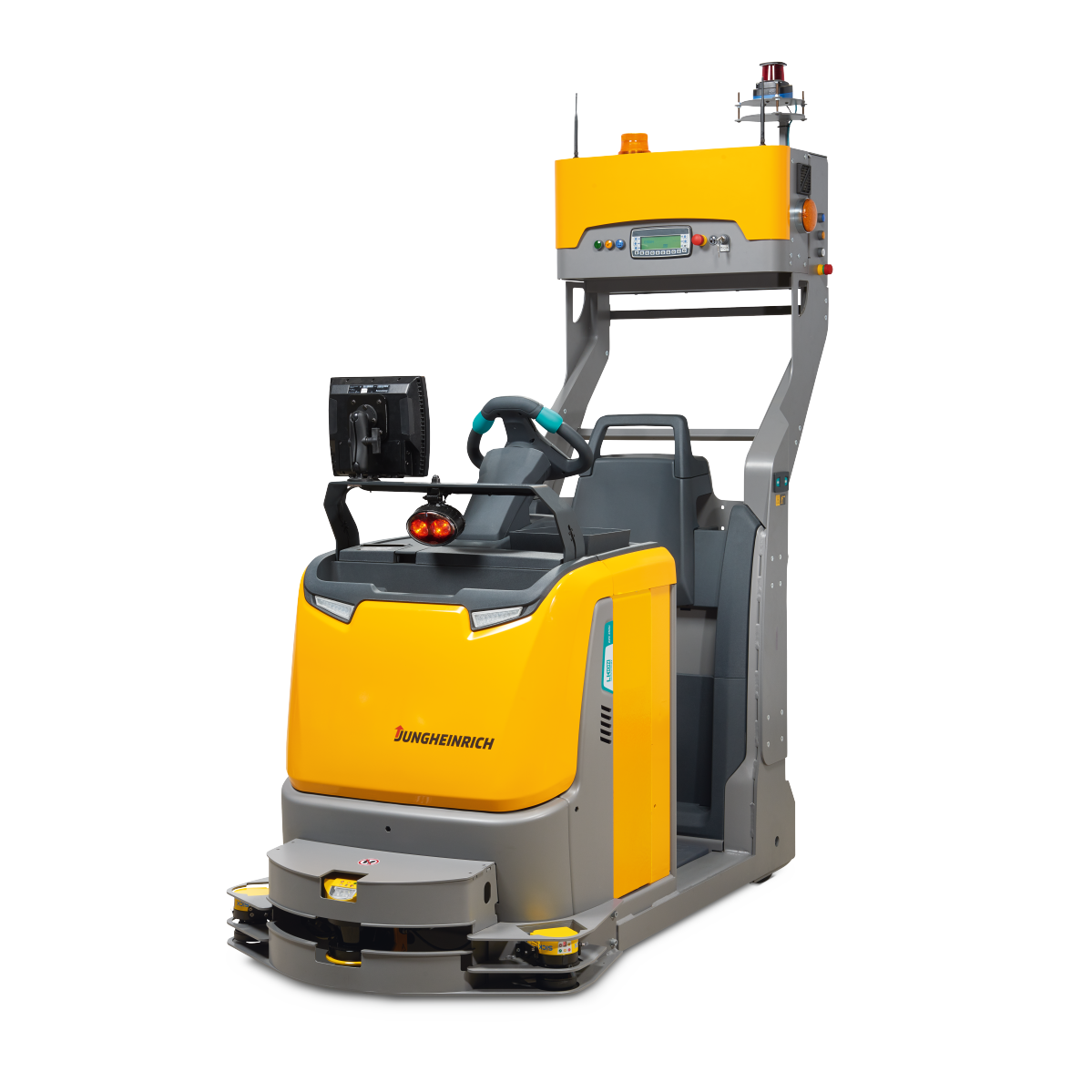Jungheinrich EZS350a_Automated tow tractor