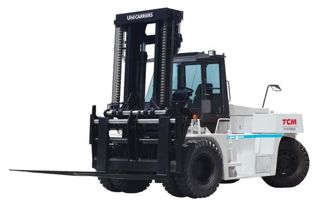 tcm-diesel-forklift-truck FD160-230
