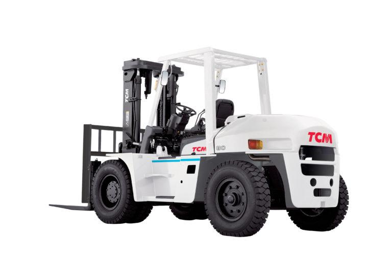 TCM Diesel Forklift_FD60-100-2_03