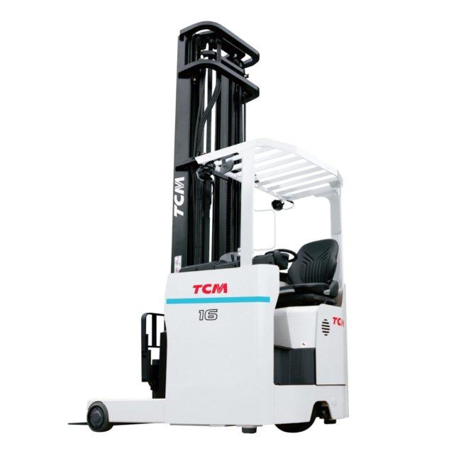 TCM Sit-on type reach truck H1-H4.