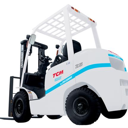 TCM Engine-powered counterbalance forklift