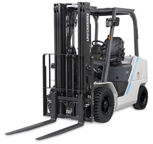 Unicarriers Counterbalance forklift truck