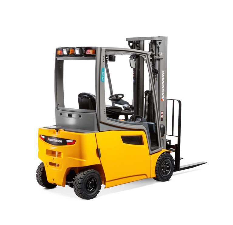 Jungheinrich electric fork lift truck Model EFG316