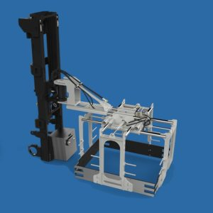 Forklift Attachment Layer Pickers