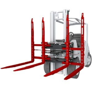 Forklift Attachment Pallet Handler