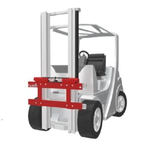 Forklift Attachment Sideshifters