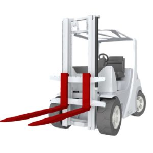 Forklift Attachment Forks