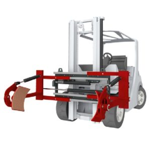 Forklift Attachment Drum Clamps