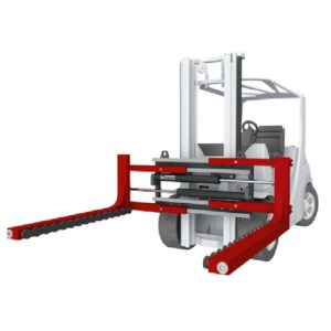 Forklift Attachment Block and Brick Clamp