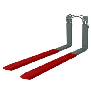 Forklift Attachment Telescopic Forks