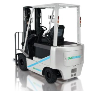 UniCarriers electric BX Series forklift