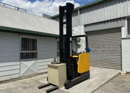 Used Jungheinrich Forklift Truck for Sale