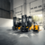 Jungheinrich forklifts 5 stars