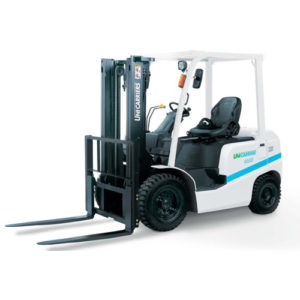 UniCarriers-Smart-Series Engine-powered UniCarriers counterbalance forklift