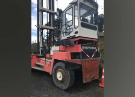 used stetruck forklift truck for sale