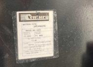 Battery Specs of the Jungheinrich electric forklift EFG216k