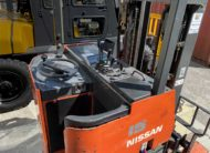 Pre-Owned Nissan Forklift for Sale Cabin View