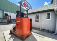 Pre-Owned Nissan Forklift for Sale Front View
