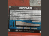 Used Nissan Forklift Specs