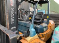 Used Forklift Toyota FD40