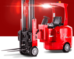 Flexi Narrow Aisle forklift truck