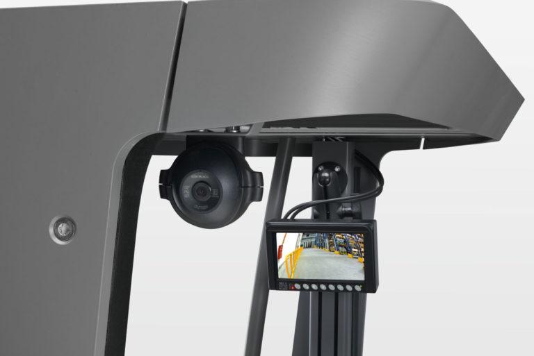 ETV Q Monitor and reversing camera