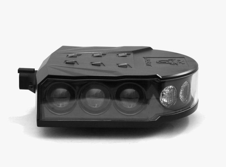 Forklift beast safety lighting 2