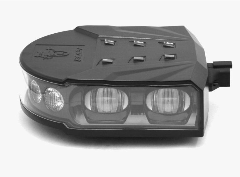 Forklift beast safety lighting 3
