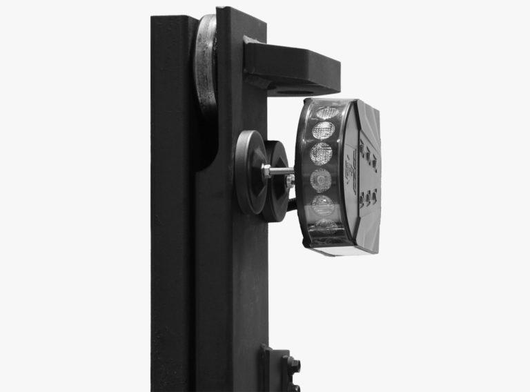 Forklift beast safety lighting 5